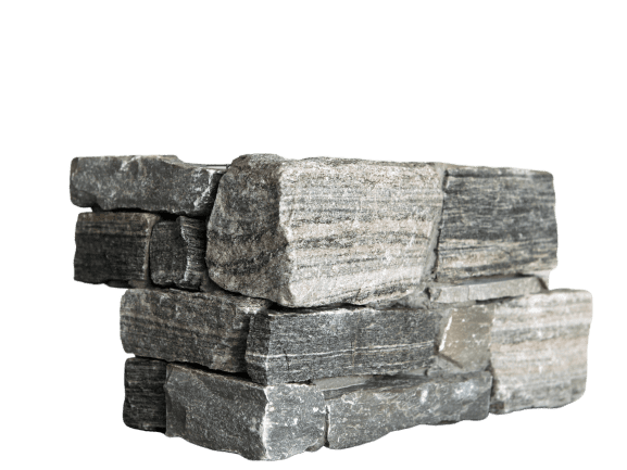 Rauland steinpanel hjørneelement